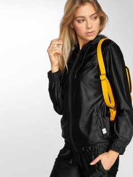 Just Rhyse Sweatvest Chicosa zwart