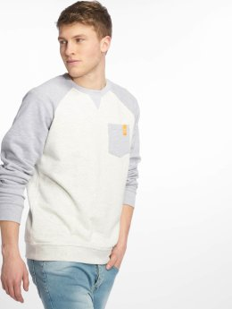 Just Rhyse Swetry Raglan bialy