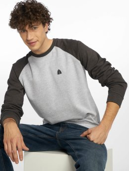 Just Rhyse Swetry Raglan II szary