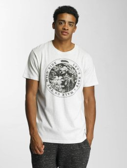 Just Rhyse T-paidat Wilde Side valkoinen