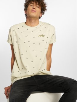 Just Rhyse t-shirt San Vicente beige