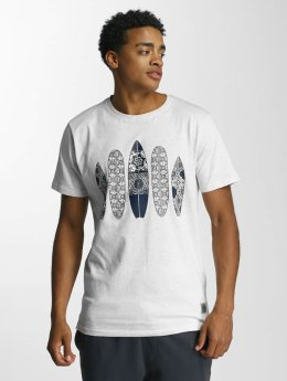 Just Rhyse T-Shirt Summerland blanc