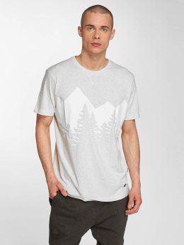 Just Rhyse T-Shirt Yakutat blanc