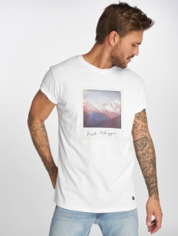 Just Rhyse T-Shirt Tiquipaya blanc