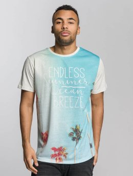 Just Rhyse T-Shirt Santa Barbara blau
