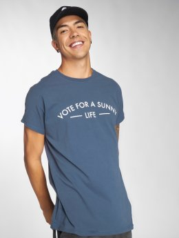 Just Rhyse t-shirt Sullana blauw