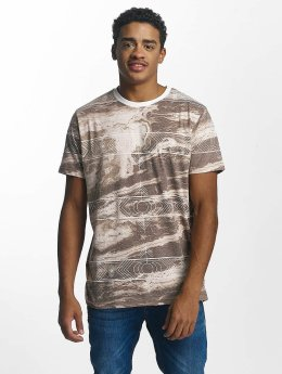 Just Rhyse T-Shirt Tulelake braun