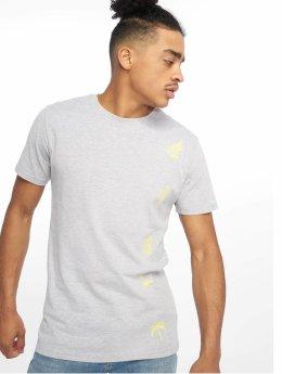 Just Rhyse T-shirt Pomata grå