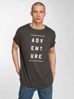 Just Rhyse Tenakee T-Shirt Anthracite