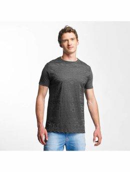 Just Rhyse t-shirt Casmalia grijs