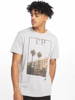 Just Rhyse t-shirt Paita grijs
