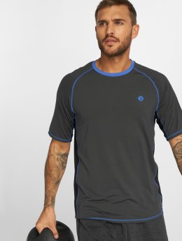 Just Rhyse t-shirt Adelaide Active grijs