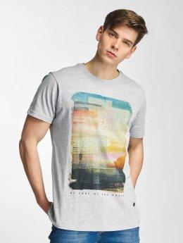 Just Rhyse T-Shirt Chiniak gris