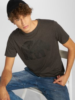 Just Rhyse T-Shirt Juneau gris