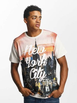 Just Rhyse T-Shirt New York City multicolore