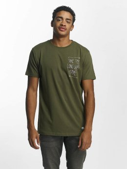 Just Rhyse t-shirt Situk olijfgroen