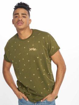 Just Rhyse T-shirt San Vicente oliv