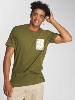 Just Rhyse T-Shirt Ticatica olive