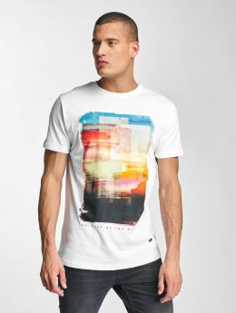 Just Rhyse T-Shirt Chiniak weiß