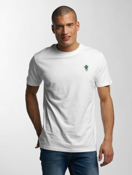 Just Rhyse T-Shirt Gasquet weiß