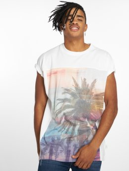 Just Rhyse T-Shirt Sorapa weiß