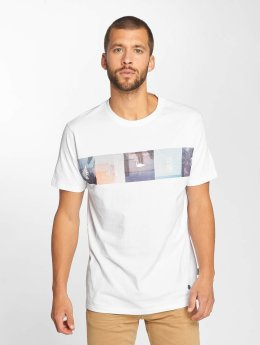 Just Rhyse T-Shirt Acocollo weiß