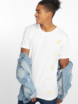 Just Rhyse T-Shirt Pomata white