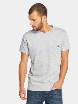Just Rhyse T-shirts Zepita grå