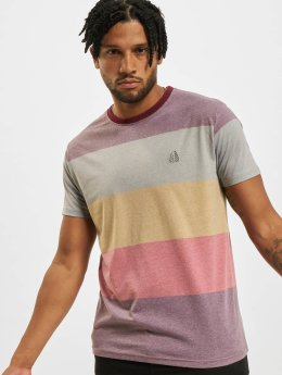 Just Rhyse T-Shirty Seaside czerwony
