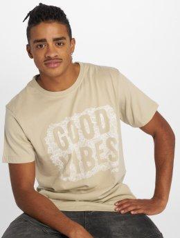 Just Rhyse T-skjorter Vichayito beige