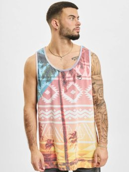 Just Rhyse Tank Tops William kolorowy