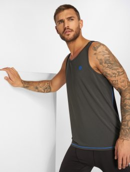 Just Rhyse Tank Tops Perth Active szary