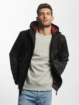 Just Rhyse Winter Jacket Dacio black