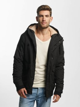 Just Rhyse Winterjacke Warm Winter schwarz