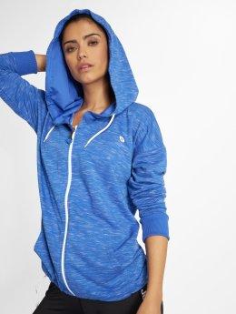 Just Rhyse Zip Hoodie Akatore Active blau