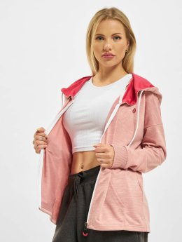 Just Rhyse Zip Hoodie Akatore Active rose