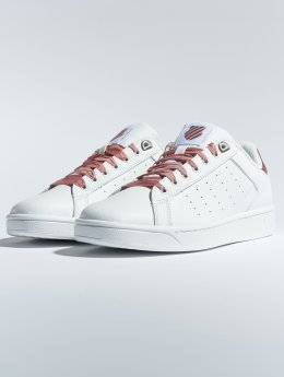K-Swiss Baskets Clean Court blanc