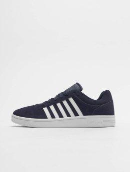 K-Swiss sneaker Court Cheswick blauw