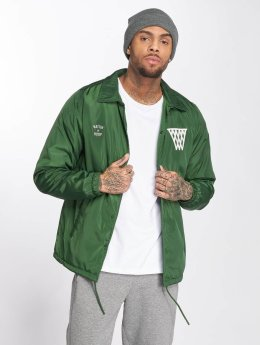 K1X College Jackets NOH Basketball Coach zielony