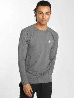 K1X Core Camiseta de manga larga Compression gris