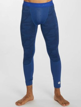 K1X Core Legging Compression bleu
