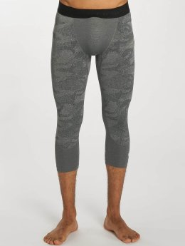 K1X Core Legging 3/4 Compression grau