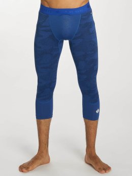 K1X Core Leggings/Treggings 3/4 Compression blue