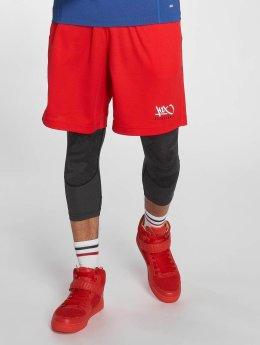 K1X Core Pantalón cortos New Micromesh rojo
