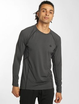K1X Core T-Shirt manches longues Compression gris