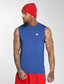 K1X Core T-Shirty Compression niebieski