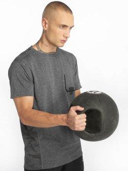 K1X Core T-Shirty Basket Pocket szary