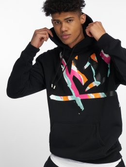 K1X Hoody Wrap-Around Tag schwarz