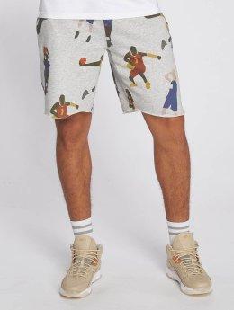 K1X Shorts Superhero grau