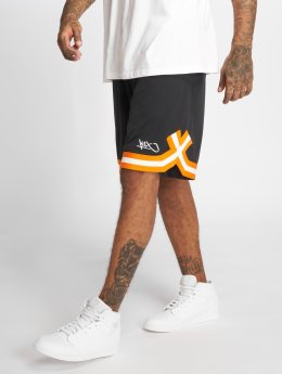 K1X shorts Atomatic Double X zwart